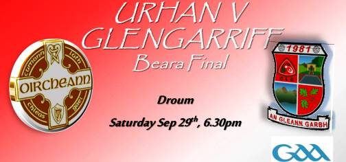 urhan  v  glen beara final